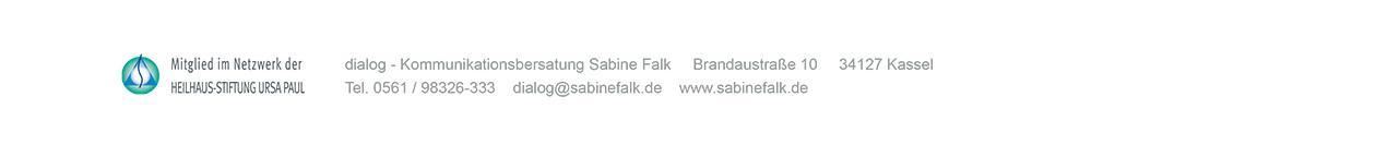 Kommunikationsberatung Sabine Falk